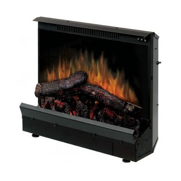 Best Electric Fireplace Deluxe 23inch Insert Space Heater Portable Mount Wall