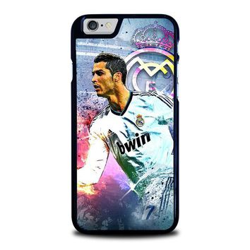 cristiano ronaldo 2 iphone 6 6s case cover  number 1