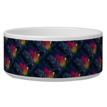Rainbows n Butterflies Bowl