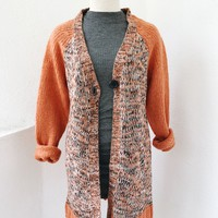 LINDSEY LONG CARDIGAN