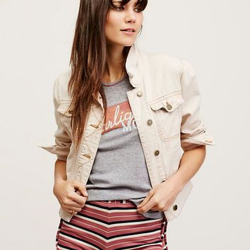 Free People Sassy Stripe Short