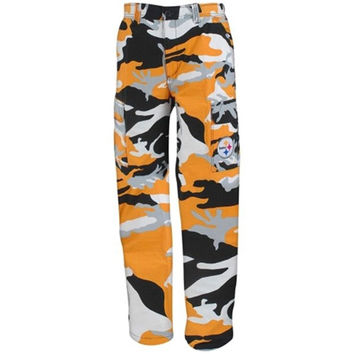 Pittsburgh Steelers Unlined Camo Pants
