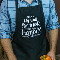 My Grill is Smarter Apron