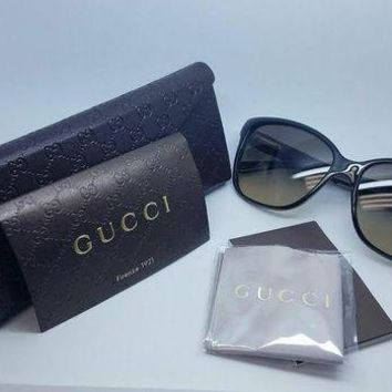 DCCKNY1 New Gucci Sunglasses Women GG 3645 / 583935
