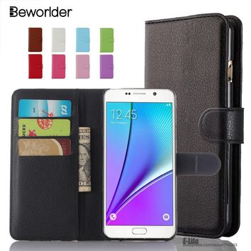 Wallet PU Leather Case For Samsung Galaxy J1 J110 J2 J3 Samsung J5 J7 Prime A3 A5 A7 2016 Flip Card Holder Stand Phone Bag Cover
