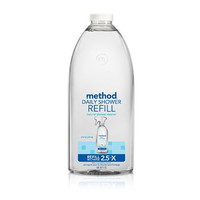 Method Daily Shower Cleaner Refill, Ylang Ylang, 68 Ounce (Pack of 6)