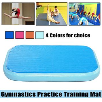 100x60x20cm Inflatable Air Tumbling Track Roller Home Training Matfor Gymnastics Gym Exercise Mat Air Track Tumbling Mat