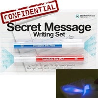 Invisible Ink Message Pens
