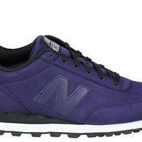 QIYIF new balance mens sneakers 501 high roller navy blue ml501sbr