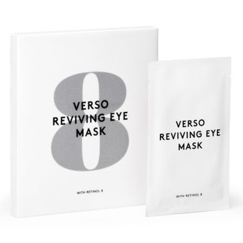 SPACE.NK.apothecary Verso Skincare Eye Reviving Mask | Nordstrom