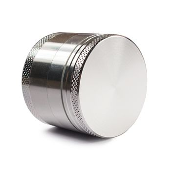 Aluminum Herb Grinder with Magnetic Enclosure (4 pieces)