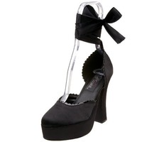 Pleaser Women's Dolly-82 Platform Pump