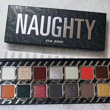 DCCKJ6E Beauty Naughty Nice Kylie Jenner Make-up Professional Stylish Eye Shadow Make-up Palette [125464182799]