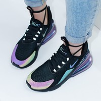 Nike Air Max 270 Chameleon Gym shoes