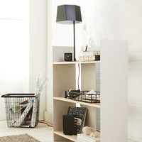 Tower Black Small Stackable Basket