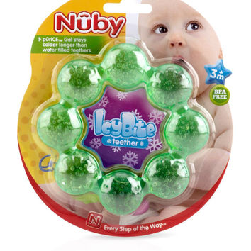 Ice Gel Teether Rings