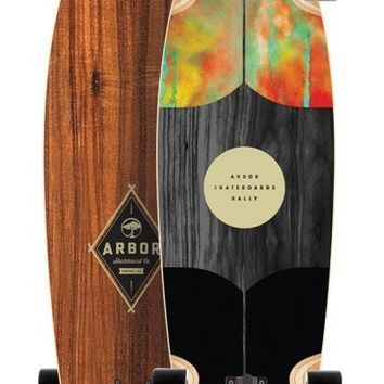 Arbor Rally Longboard Skateboard Deck (Deck Only)