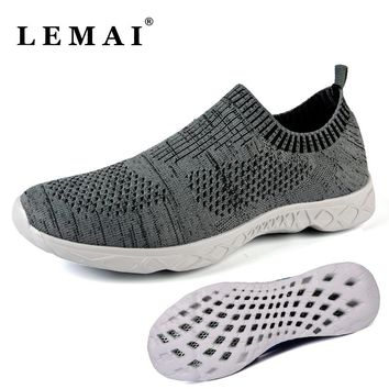 LEMAI Unisex Men's Running Shoes Women Light Weight Sport Sneakers Shoes for Men Walking Shoes