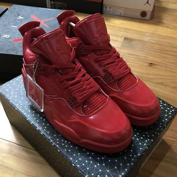 PEAPES5 Jordan 4 Retro 11Lab4 Red 719864-600