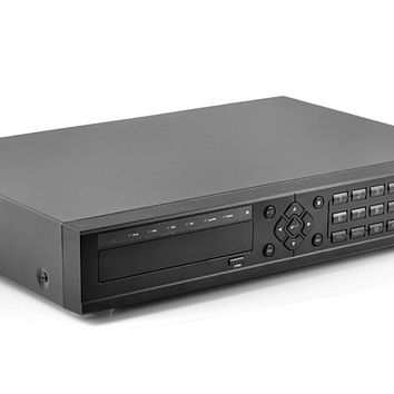 24 Channel Security DVR - H.264, 1TB HDD, 1280x1024