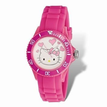 Hello Kitty Silicone Watches