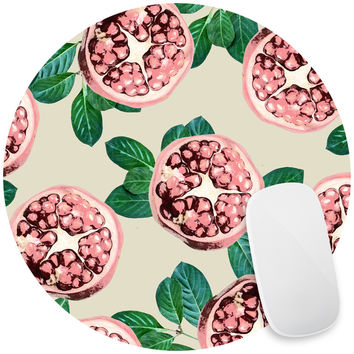 Pomegranate Mouse Pad Decal