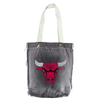 Chicago Bulls NBA Vintage Denim Shopper