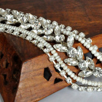 NEW Collection Weddings Freshwater Pearl Bracelet with by kirevi8