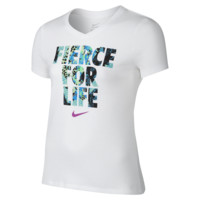 "Nike ""Fierce For Life"" Girls' T-Shirt"