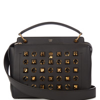 FENDI DOTCOM EMBELLISHED BAG