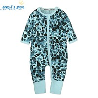 Baby Rompers Infant Jumpsuits Boy Clothing Sets Newborn Baby Clothes Cotton Baby Girl Clothing