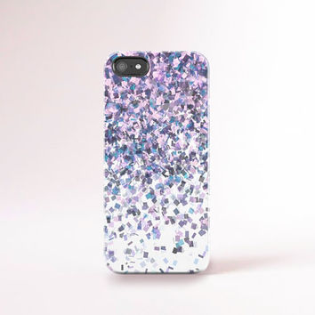 Confetti iPhone Case iPhone 6 Case iPhone 6 Plus Case Purple iPhone Case Lilac iPhone 5C Case Mint iPhone Case Purple Samsung S5 case