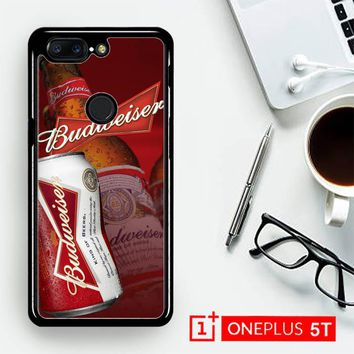 Budweiser W3083  OnePLus 5T / One Plus 5T Case