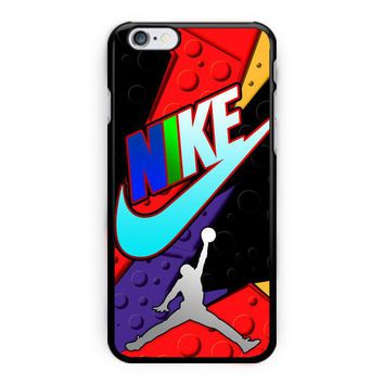 Nike Just Do It Jordan Logo iPhone 6 Plus Case