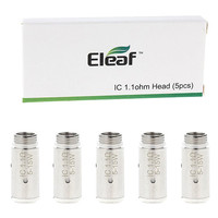 Eleaf iCare IC Coils 1.1ohm (5 Pc)