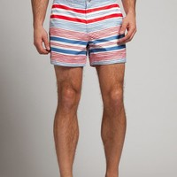 Bonobos Men's Clothing | High Tides - Red & Blue Stripe