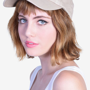 BB Girl Khaki Ball Cap