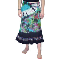 Haight Street Thermal Skirt on Sale for $32.95 at HippieShop.com