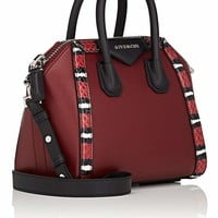 Antigona Mini Leather Duffel Bag by Givenchy