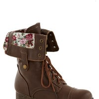 ModCloth Rustic Fold Favorite Boot