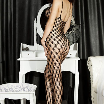 Don't Cross Me Body Stocking