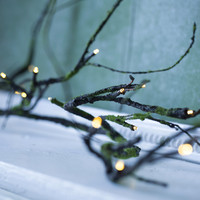 Lighted Vine Garland