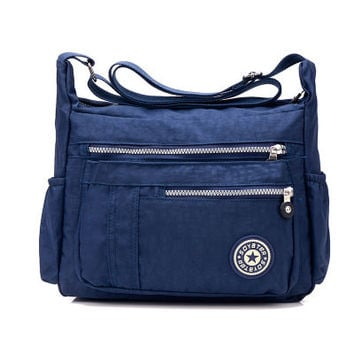 Nylon Travel Hand Bag