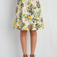 Presh Squeezed Skirt