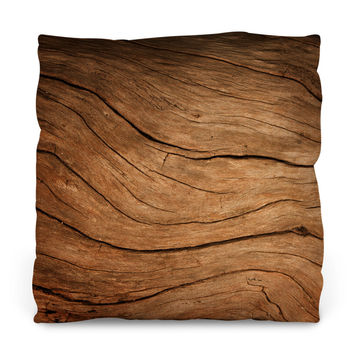 The Old Oak Tree Throw Pillow