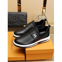 Louis Vuitton Lv Derby Black 8a9xc37