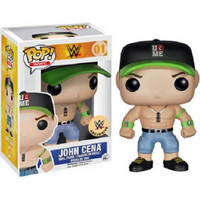 WWE John Cena Green Hat Pop! Vinyl Figure : Forbidden Planet