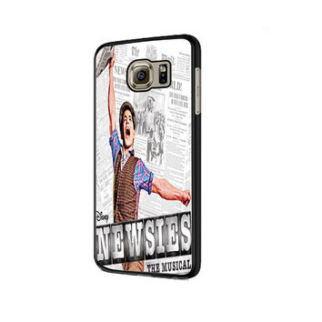 Collage Newsies Samsung Galaxy S6 | S6 Edge Cover Cases