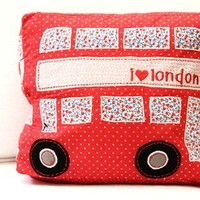 "FEDERA CUSCINO ""LONDON BUS"""