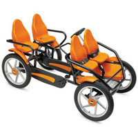 The Touring Quadracycle